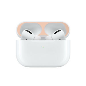 AirPods 1 2 Pro Dust Guard Metal Film Sticker Iron Shavings Protective Cover