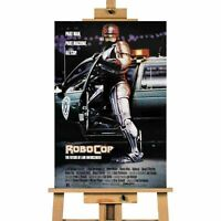 Robocop Movie  Canvas Print Wall Art