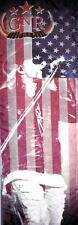 """GUNS N' ROSES FLAGGE / FAHNE """"AXL USA FLAG"""" 145x51 cm POSTER FLAG DOORFLAG"""