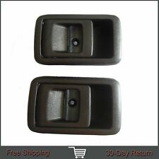Fit Toyota Tacoma 4Runner Camry Inside Inner Left Right Side Black Door Handle