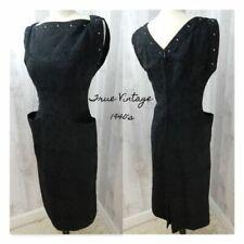 Vestiti vintage da donna neri da Stati Uniti