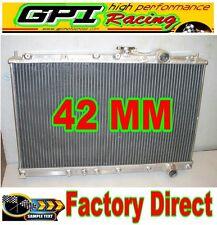 NEW aluminum radiator MITSUBISHI EVO1/2/3 Lancer EVO 1 2 3 Race I II III