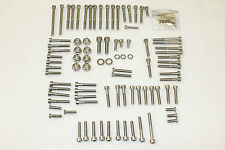 MOTORCYCLE STAINLESS STEEL -HONDA CB750 FOUR SOHC ENGINE BOLT KIT