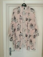 Ladies Kimono Size Large From H&M In Good Condition