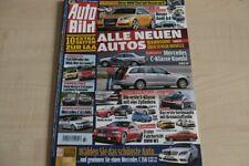 2) Auto Bild 27/2007 - Nissan X-Trail 2.0 dCi DE m - Audi TT Coupe 2.0 TFSI ABT