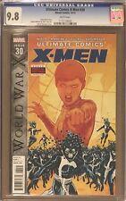 Ultimate Comics X-Men #30 CGC 9.8