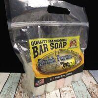 Amish Farms Handmade Bar Soap Natural Ingredients, Cold Pressed, 30 bars