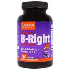 Jarrow Formulas, B-Right, 100 vegetarische Kapseln