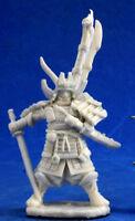 1 x NAKAYAMA HAYATO - BONES REAPER figurine miniature jdr rpg d&d samourai 89019