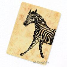 Zebra #1 Deco Magnet, Decorative Fridge Décor Africa Wild Animal Mini Gift