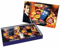 New Sealed BBC Dr Who Doctor Who Facts and Trivia Quiz Game With Spinning Tardis