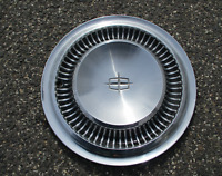 One factory 1965 Lincoln Continental hubcap wheel cover