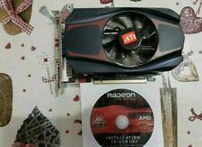 Scheda video AMD ATI Radeon HD 7670 4GB GDDR5 HDMI DVI VGA PCI-E 2.0 grafica