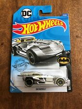 Hot Wheels BATMOBILE CHROME