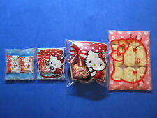 Small/Medium Hello Kitty Self Adhesive Seal Bags for Cookie Candy Accessery