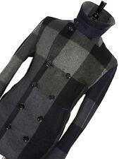 RARE homme BURBERRY LONDON Militaire Costume vareuse Pardessus Veste Manteau 42/44R