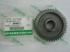 OEM PGO Scooter G-Max 150, Blur 150, T-Rex 50-150 Final Gear PN C11413100003