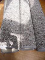 TURBO set of three matching rugs, beige fleck hard wearing loop pile #1795