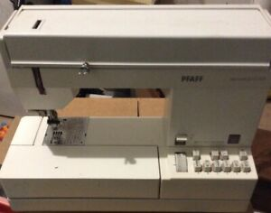 Pfaff Tipmatic 1045 Sewing Machine USE FOR PARTS ONLY! Read Description!