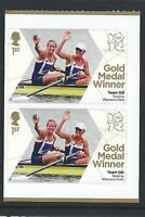 British Stamps - SG No 3342 Olympics Team GB Rowing: Womans Pair