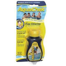 AquaCheck Free Chlorine Test Strips