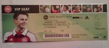 Ticket DENMARK - SLOVAKIA 2012 Friendly Danmark Slovensko
