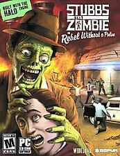 Stubbs the Zombie in Rebel Without a Pulse (PC, 2005)