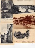 VIENNE  (dep 86) France 191  Vintage Postcards