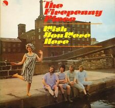 THE FIVEPENNY PIECE wish you were here EMC 3077 uk emi 1975 LP PS EX/EX