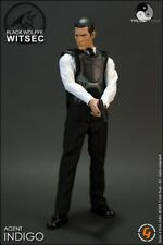 Agent Indigo WITSEC 12 Inch Collectible Figure by Triad