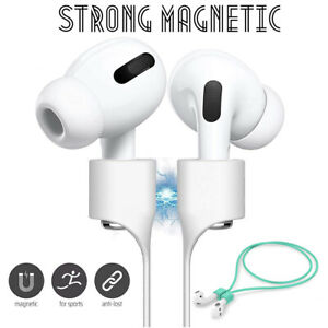 For Apple Airpods/Pro Anti Lost Strap String Rope Case Cover Ear Hook Earbuds