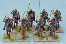Gripping Beast - SAGA - Milites Christi mounted sergeants (warriors) - 28mm