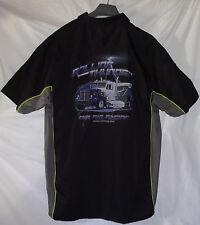 TMR USA-1 Rolling Thunder Big Rig Gibbons Racing Work Shirt XL