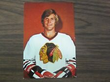 Bobby Orr Chicago Blackhawks 4 x 6 Photo / PostCard 1976