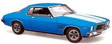 1:18 Holden HQ GTS Monaro Azure Blue With White Stripes Ltd. Edition CC Diecast
