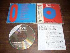 "OSCAR CASTRO-NEVES ""MORE THAN YESTERDAY"" (1991) JVC JAPAN CD+OBI STRIP/VICJ-62"