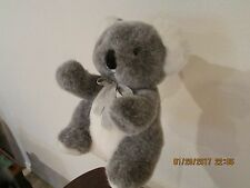 "Plush Stuffed   ""KOALA""    (VINTAGE ""1988"")"