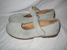 Birkenstock Footprints Suede Leather Sandals Mary Janes Women's 41 / 10 Germany