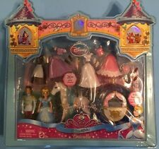 DISNEY FAVORITE MOMENTS GIFT SET CINDERELLA W/ PRINCE & CARRIAGE L9313 NEW*