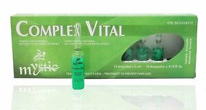 Mystic Complex Vital Ampoules For Hair Loss and Thinning - Regrowth Treatment...