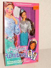 Barbie:  NRFB 1986 JEWEL SECRETS WHITNEY Doll!