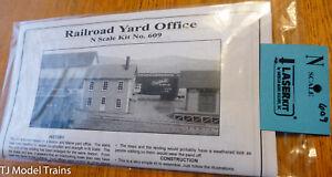 American Model Builders, Inc N #609 Yard Office