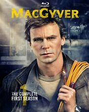 Macgyver Tv Series Complete First Season 1 New Blu-ray Richard Dean Anderson