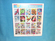 Marvel Comics Super Heroes 41 Cent Stamps (Top Left)