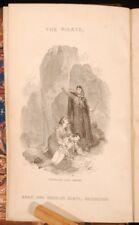 1859 4 vol WAVERLEY Novels Walter SCOTT