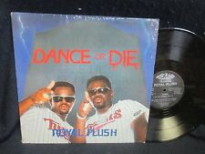"Royal Flush""Dance or Die/Get in Fronna Me"" 12"" 45  in SHRINK"