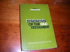 """""""Synonyms of the Old Testament"""" Hebrew JEHOVAH Watchtower Research"""