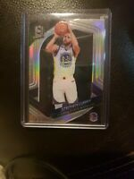 2019-20 Spectra Stephen Curry Silver Prizm SP