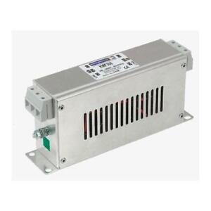 1 x Deltron KMF306A, 6A 500V 60Hz Flange Mount EMI Filter, with Stud Terminals