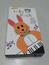 Disney Baby Einstein Baby Bach VHS Tape